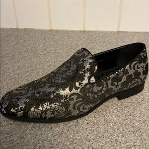 New$89 international concepts loafer 10.5 black